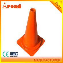 100% PVC/PE/Rubber Transit Cone recycled traffic cone