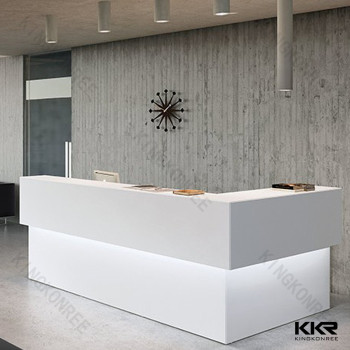 custom made reception desks, information desk furniture