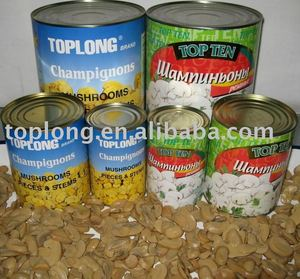 Canned Mushrooms PNS