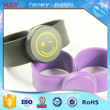 MDW02 Silicone Waterproof/Soft PVC 6 colors RFID Wristband