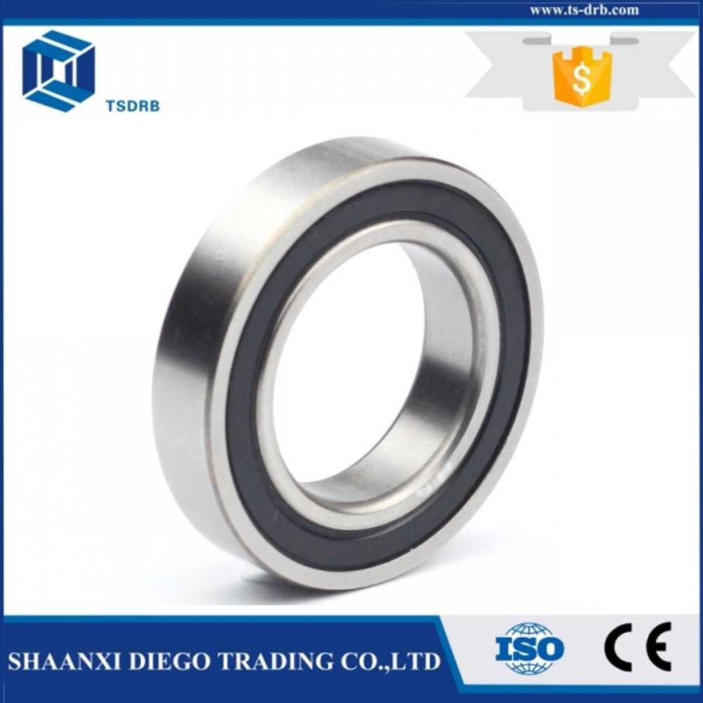 Good performence sealed waterproof deep groove ball bearing 6202 2rs