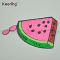 Large Size Watermelon Reversible Sequin applique embroidery Patches WEFB-543