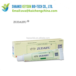 Recommend Relieve Itching Chinese Recipe Herbal Medicine Cream for Psoriasis and Hemorrhoids Zudaifu cream