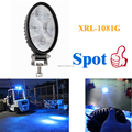 New style led Forklift Explosion Proof Approaching warning Blue Safety Light Xinruilai 12v 24v 80v