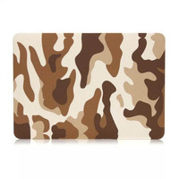 Camouflage for apple macbook pro hard case,rubberized case for macbook pro retina 11'' 13'' 15''