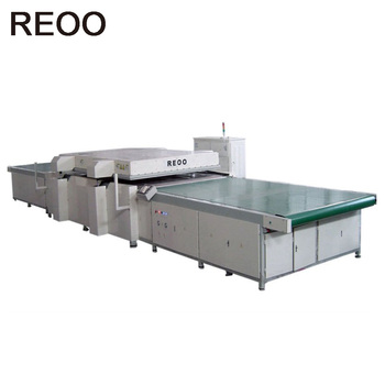 REOO Full-Automatic Solar Panel installed in Korea
