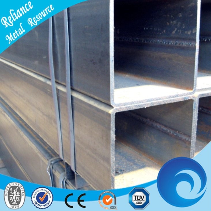 BLACK SQUARE PIPE FROM CHINA FOR BUILDING MATERIALS