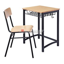 Used School Furniture School Plastic Desk Chair For Student