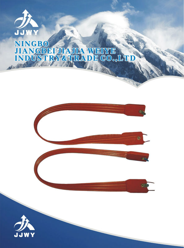 dc heating wire for heating main,infrared opaque quartz glass pipe for infrared heater/oven/toser/baker