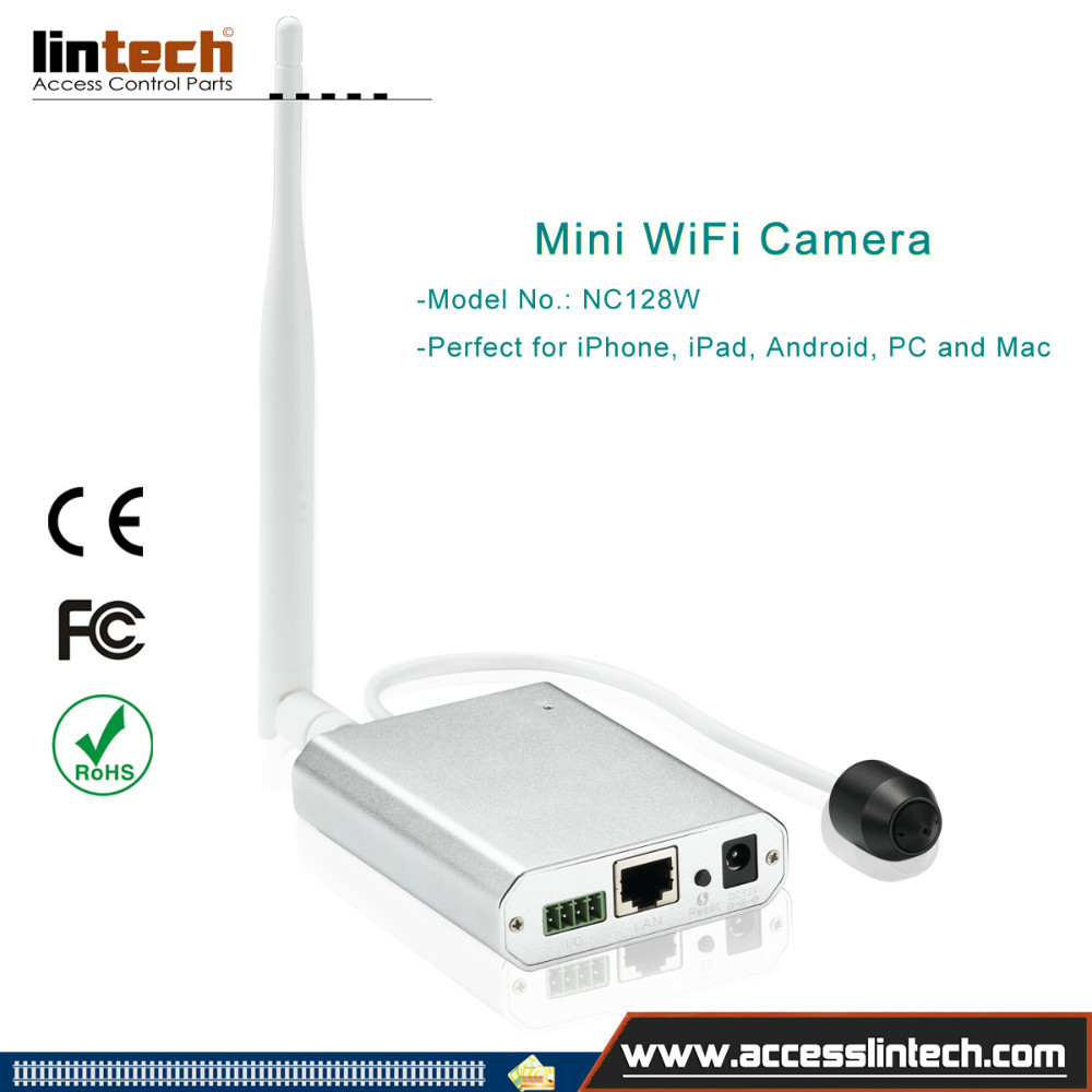 Without wire P2P mini wifi camera,Pinhole mini hidden camera for ATM machine