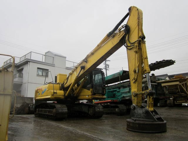 Used Lifting Magnet Excavator KOMATSU PC230 <SOLD OUT>