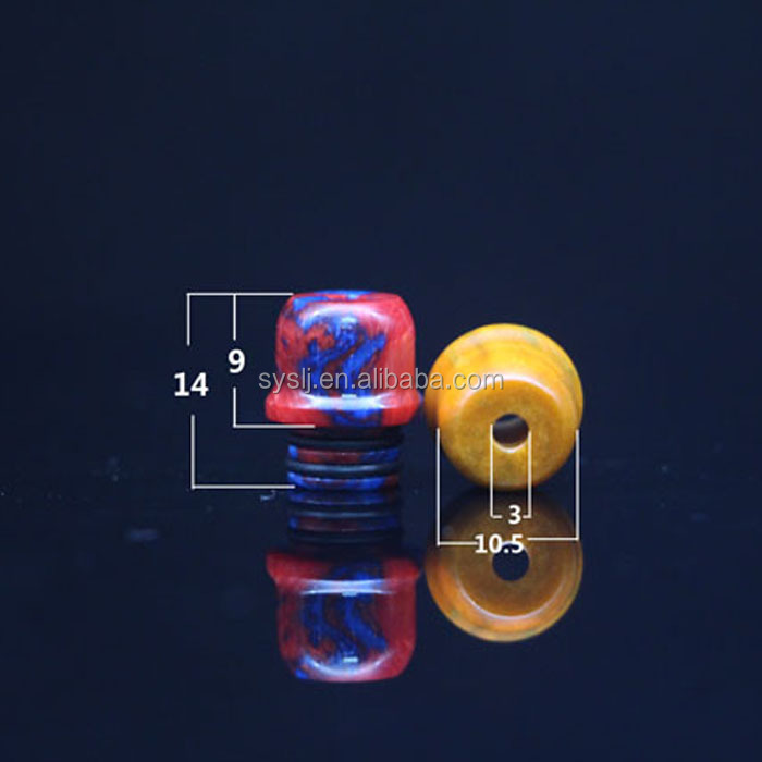 wholesale from china drip tips 510 dripper for atomizer plastic cigar holder