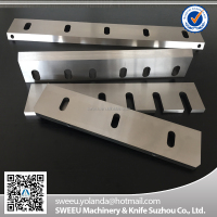 D-2 Steel Plastic Crusher Knives/Blades manufacturer supply