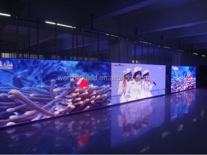 Good Heat Dissipation Full Color Outdoor LED Display For Advertising
