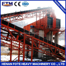 Factory price belt conveyor for stone crushing system made in China
