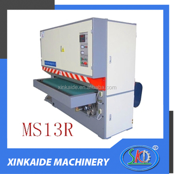 New Dry Mode sheet metal grinding machine