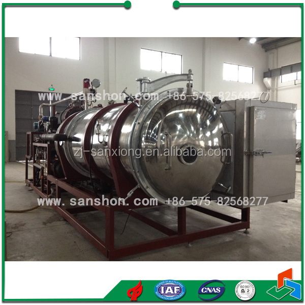 Advanced Sanshon FDG-50 Fruit and Vegetable Freeze Drying Machine