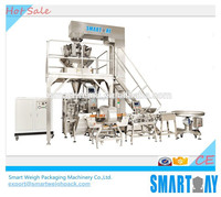 SW-PL1 Potato Chips Apple Slices Fully Automatic Packing Machines
