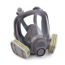 3M Reusable Full Face Mask Respirator, Medium, 6800 Full Facepiece Reusable Respirator