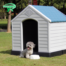 big pet cage kennel outdoor large plastic house dog