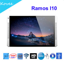 Ramos i10 tablet pc 10.1 inch 1920x1200 Intel Atom Z2580 2GHz 2GB RAM 16GB 5.0MP camera Bluetooth