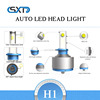 Factory wholesale led headlight led head lamp led motorcycle headlight H1 H3 H7 9005(hb3) 9006(hb4) H7 H8 H11 H13
