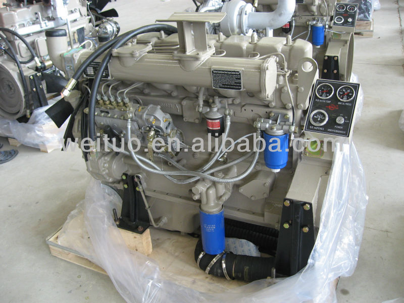 cheap R6105azld ricardo diesel engine