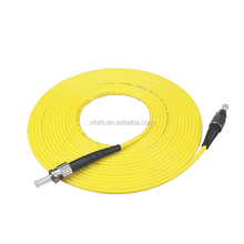 ST FC 3 meters Singmode simplex Fiber Optic Patch Cord PC/ UPC