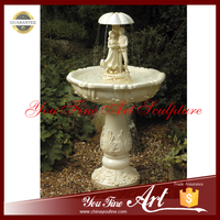 Garden Small Stone Water Fountain