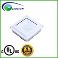 LED Canopy 50W 75W 100LM/W IP65, LED Gas Station Canopy Lights