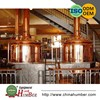 High Quality 500L Micro Copper Brewhouse