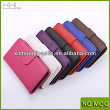 2014 New Product wallet leather case cover for Samsung Galaxy S5,handbag case for samsung