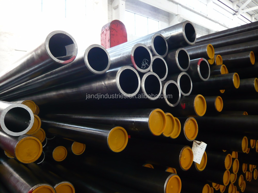 Manufacture China Top-level Seamless Hydraulic Cylinder Carbon Steel Honed Tube