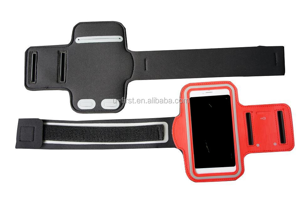 High quality sport armband for iphone for samsung , factory price cell phone sport armband