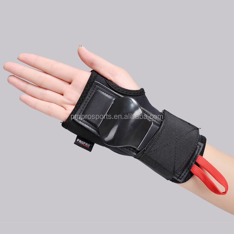 Good quality neoprene wrist support, Skateboarding wrist guard,Unisex plam/hand protector