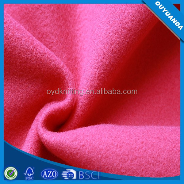 Wholesale Imitation Cashmere Fabric/Material Used For Shoe Making
