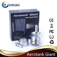 2014 New products shenzhen electronic cigarette kangertech aerotank giant wholesale aerotank giant atomizer