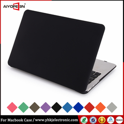 Hard laptop carrying matte case For Macbook air 11.6 inch