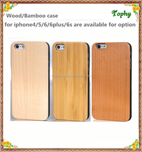 2015 Handmade wood case for iphone 5s case/for iphone 6 plus case wood for iphone 6s wholesale