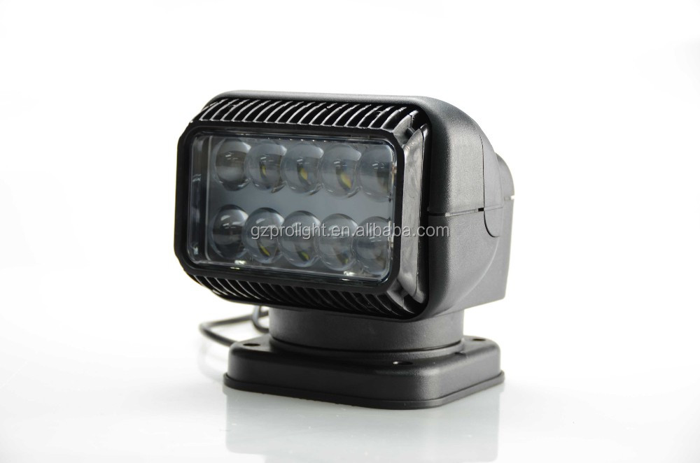 360 Degree Non-Stop Rotate! Remote Control 50W Led Work Light From 25 Years Manufacturer In China_ XT2099