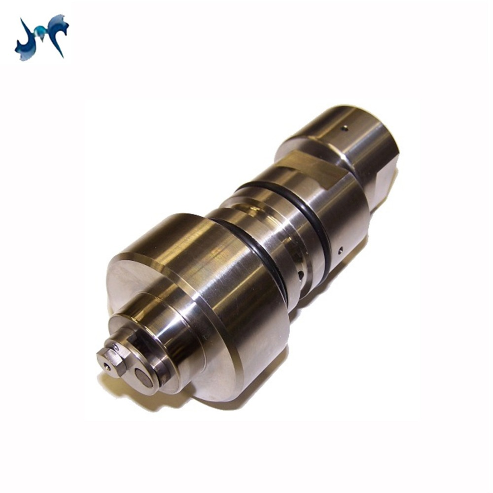 Waterjet 60k parts intensifier check valve outlet body assembly