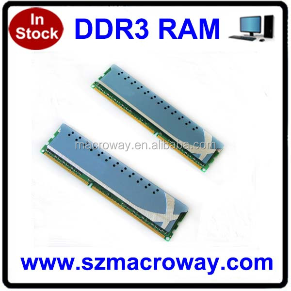 Double-side memoria ram ddr3 4gb 16chips