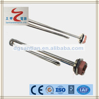 santian heating element Manufacturer 12v immersion water heater water solar heater heating element Electric heating product