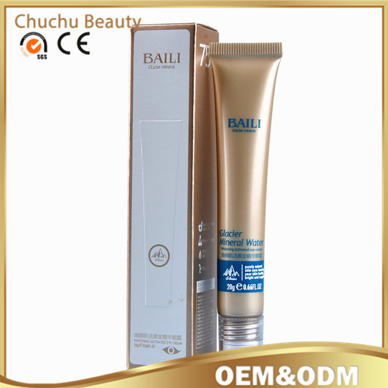 OEM moisture ageless eye cream under eye cream in bottle wholesale