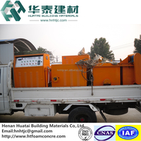 Competitive Price Lightweight Concrete Pump Foam Board Machine
