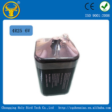 Super power stable performance battery 6v