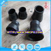 Black rubber sealing epdm rubber sleeve joint