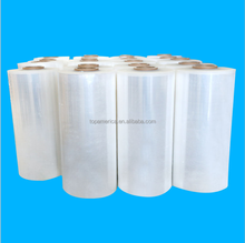 Linear Low Density Polyethylene machine and hand stretch film jumbo roll,nipple stretching sucking machine