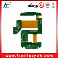 FPC Connector Flexible Circuit Board And Rigid Flex Pcb Manufacturer