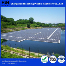 china supplier PV solar panel rotomolded design floating pontoon with good price